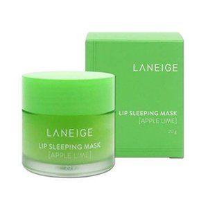 NWT Laneige Lip Mask Apple Lime